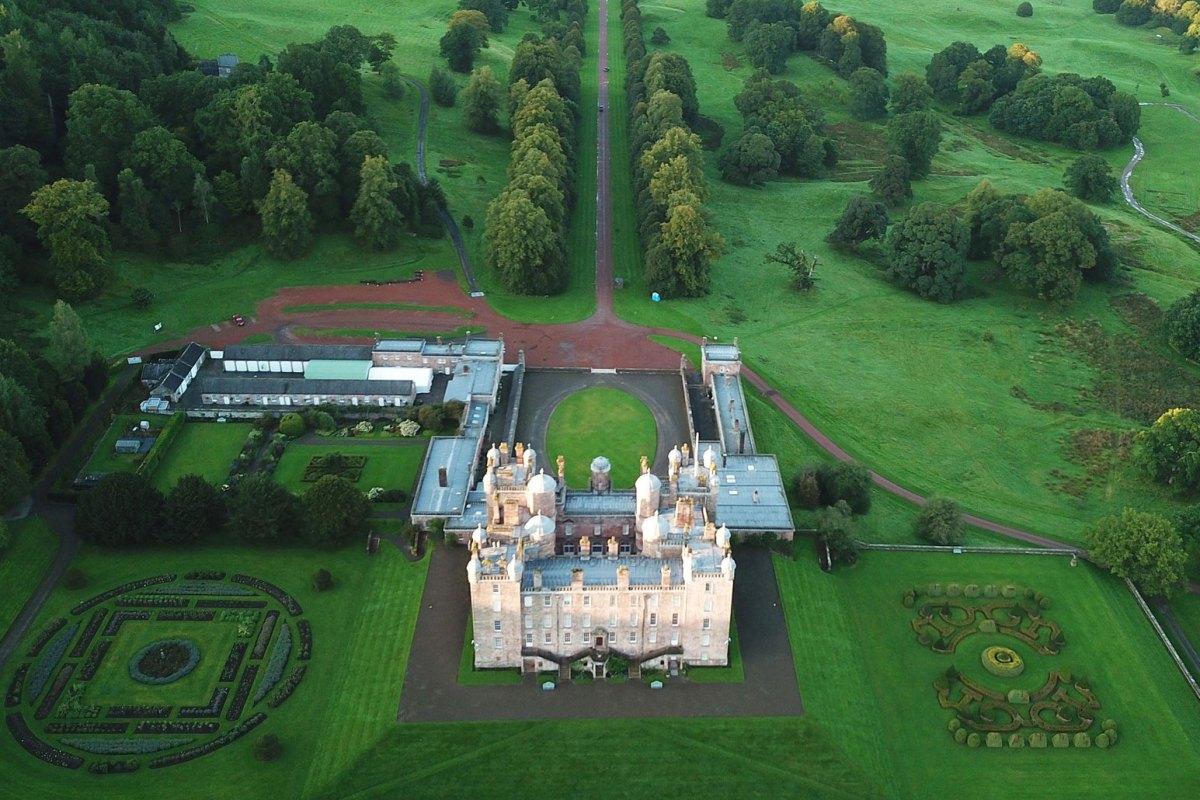 Drumlarnig Castle
