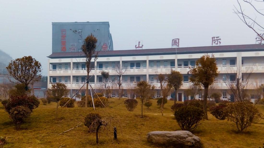 Yuntai Shan International Culture and Martial Arts School