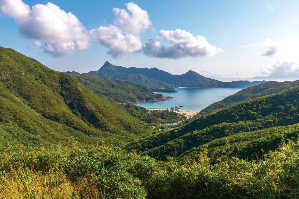 Hongkong Maclehose Trail Sections