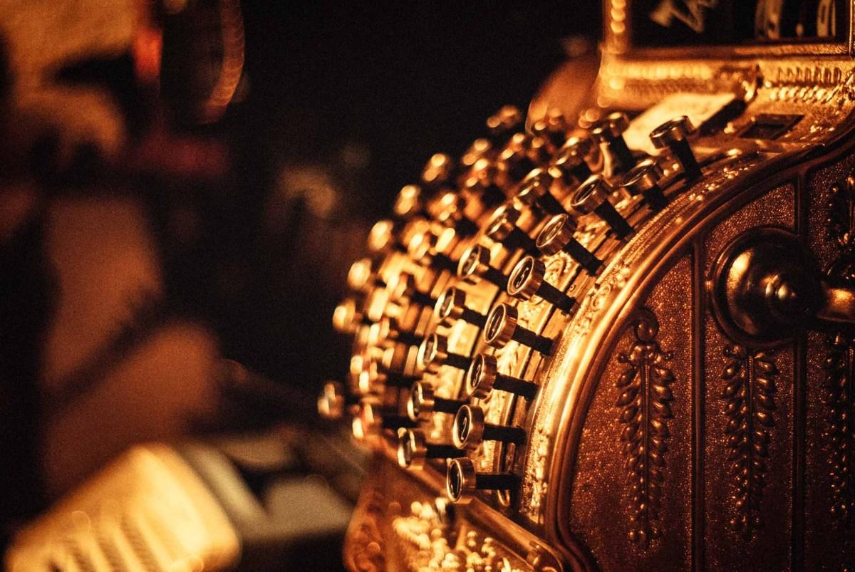 Goldene Kasse