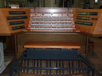 Présentations autour de l'orgue