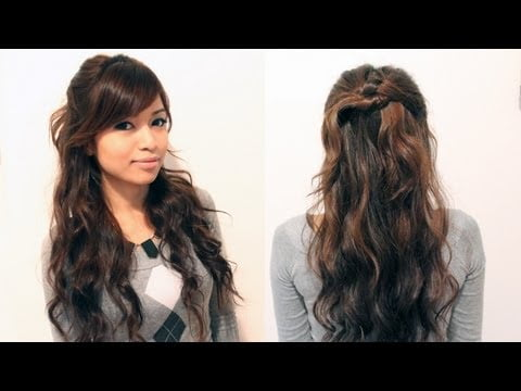 60 Quick And Easy Hairstyles For Short Long & Curly Hair