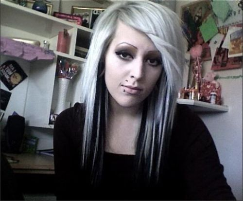 67 Emo Hairstyles For Girls I Bet You Havent Seen Before