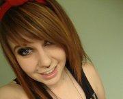 emo hairstyles girls