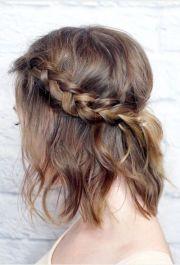 cute french braid hairstyles