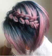 70+ Cute French Braid Hairstyles When You Want To Try ...
