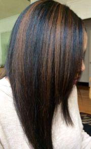 vivid hairstyle ideas highlighted