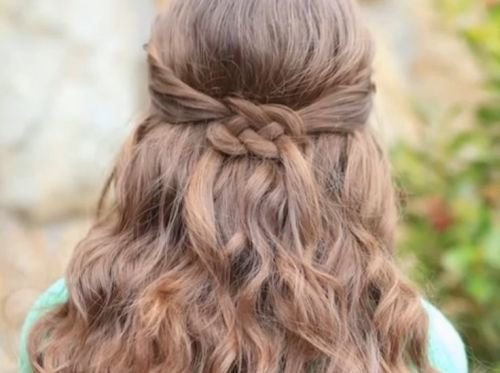 56 Creative Little Girls Hairstyles For Your Princess