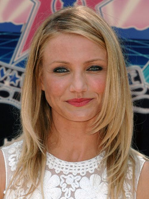 Cameron Diaz's Inspiring Hairstyles For Women With Fine Hair
