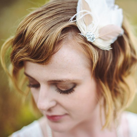 59 Stunning Wedding  Hairstyles  for Short  Hair  2019