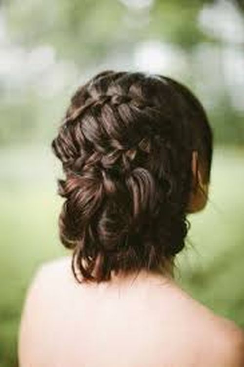 54 Cute  Easy Updos for Long Hair When Youre in Hurry