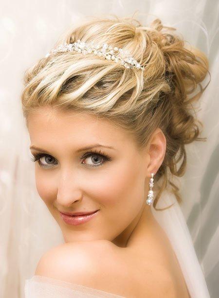 59 Stunning Wedding Hairstyles for Short Hair 2017