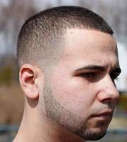 trendy short beard styles