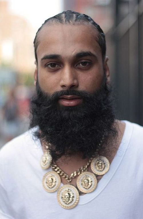 black men beards 69