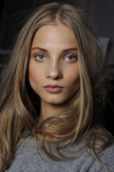 Hair Color for Olive Skin