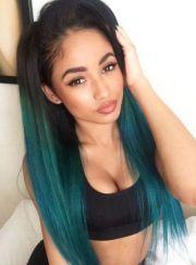 hair color olive skin - 36