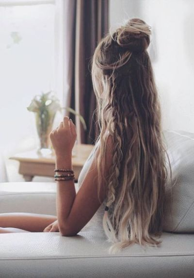 45 Beach Blonde Hairstyles You Can Try Allyear Round  Part 3