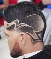 mens fade haircuts - 54 cool