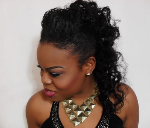 62 Appealing Prom Hairstyles For Black Girls For 2017