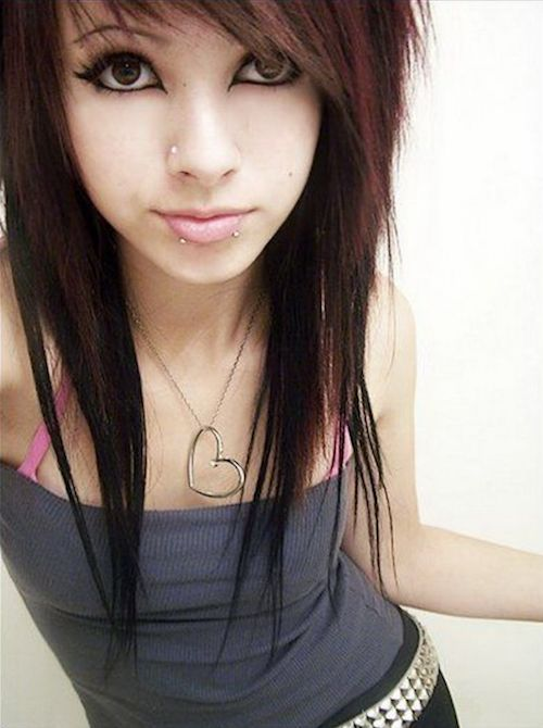65 Emo Hairstyles For Girls I Bet You Haven't Seen Before