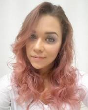 pink hair color ideas spice
