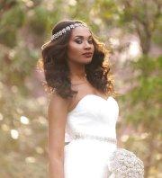 wedding hairstyles black