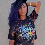 hair color dark skin