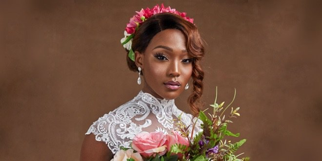 47 Wedding Hairstyles For Black Women To Drool Over 2018