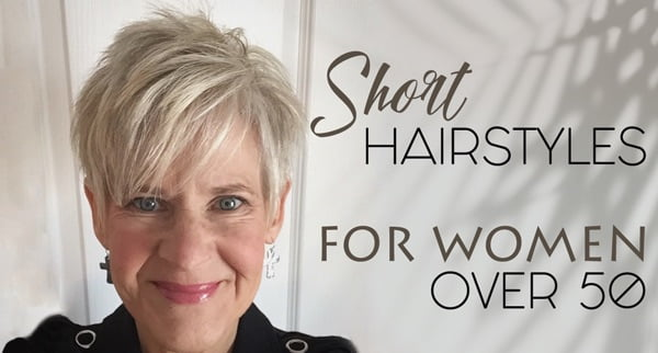75 Short Hairstyles For Women Over 50 Best Easy Haircuts