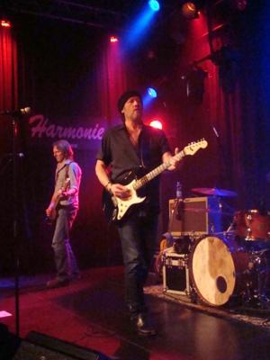 The Hamburg Blues Band, live @ Harmonie Bonn, 2014