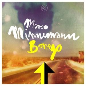 "Marcon Minnemann ""Borrego"" (2017), feat. Joe Satriani u. Alex Lifeson"