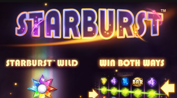 Star Burst free Spins Casumo
