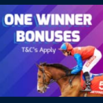 Lucky 31 Bonus, 4 x odds for 1 Winner