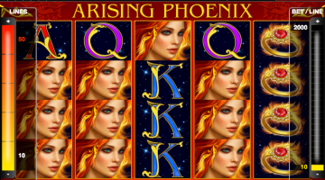 Arising Pheonix Slot