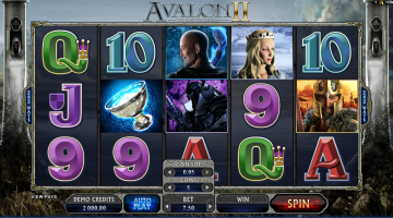 Avalon II: Quest for the Grail