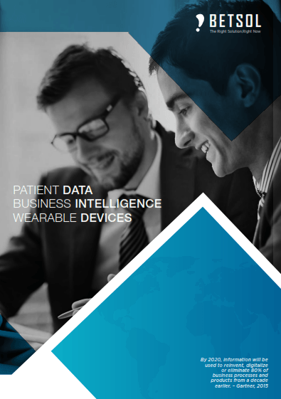 BETSOL White Paper - Big Data and Analytics for Healthcare