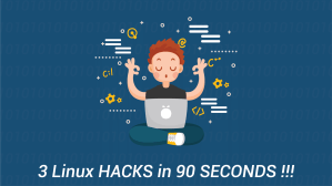 3 Genius Linux Coding Hacks in 90 Seconds