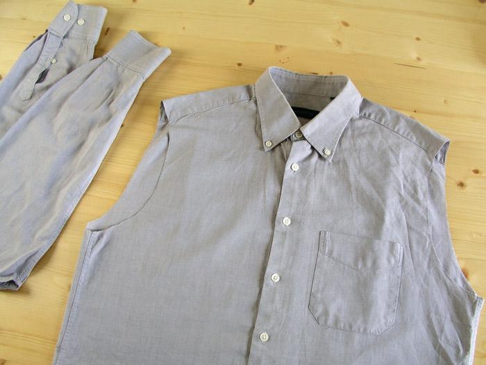 De camisa a falda  Betsy Costura