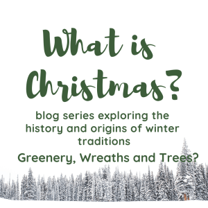 What is Christmas for atheists, greenery wreaths and trees