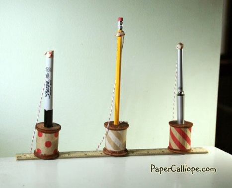 Paper-Calliope-pen-holder