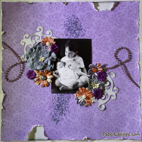 Paper-Calliope-Doodlebug-3-papers-scrapbook-layout