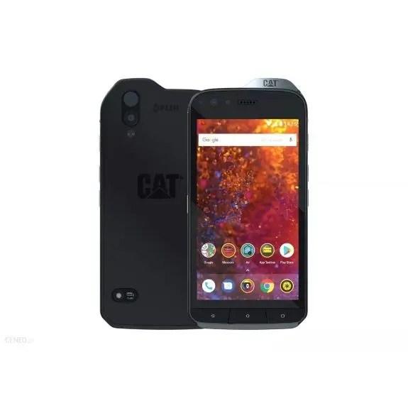 最新のHD Cat S61 Rugged Smartphone - 今日は楽しかった