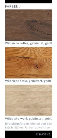 HASENA Oak-Line Wild Kommode Cessa | Betten Prinz GmbH