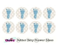 Second baby shower ideas
