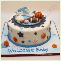 Baby Shower Sports Theme