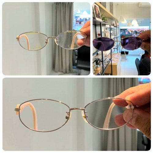 Eye care profesional แว่นโปรเกรสซีฟ ทัศนมาตร