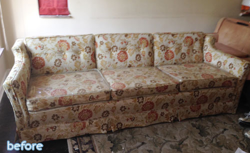 Judging A Couch By Its Cover Better After