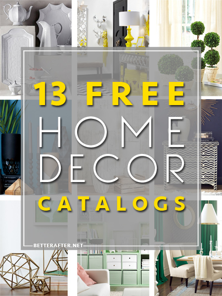Free Home Decor Catalogs Better After