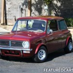 Moved onto one of these, Mini 1275GT. Great fun to drive, and by the standards of the day, a good all round car.