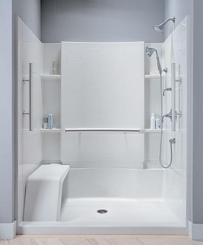 7_Sterling_accord_seated_shower  Weinstein Bath  Kitchen